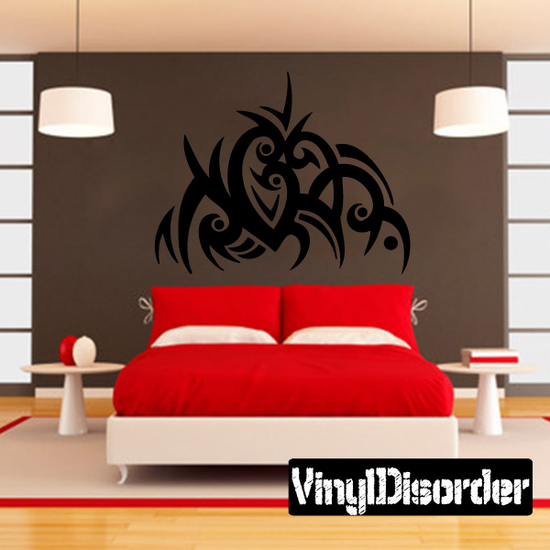 Classic Tribal Wall Decal - Vinyl Decal - Car Decal - DC 014