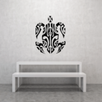 Tribal Style Sea Turtle Decal