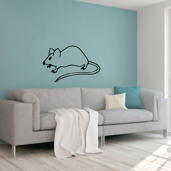 Basic Mouse Decal