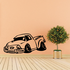 Old Truck Wall Decal - Vinyl Decal - Car Decal - MC14