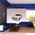 Old Truck Wall Decal - Vinyl Decal - Car Decal - MC29