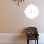 Circle Clock Decal