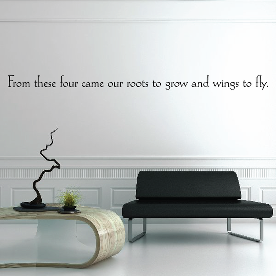 In a simpler time Wall Decal