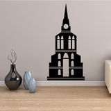 Catholic Church Decals