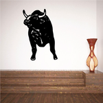 Cattle Cow Startled Decal