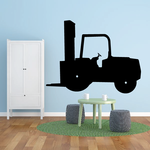 Simple Forklift Decal