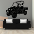 Utility Task Vehicle UTV Front View Decal