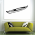 Double Person Kayak Decal