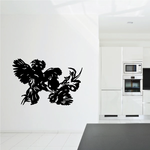 Rooster Combat Decal