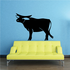 Ox Chinese Zodiac Wall Decal - Vinyl Decal - Car Decal