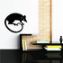Rat Chinese Zodiac Wall Decal - Vinyl Decal - Car Decal