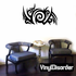 Classic Tribal Wall Decal - Vinyl Decal - Car Decal - DC 057