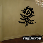 Classic Tribal Wall Decal - Vinyl Decal - Car Decal - DC 063