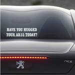Have You Hugged Your AR15 Today Decal