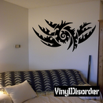 Classic Tribal Wall Decal - Vinyl Decal - Car Decal - DC 066