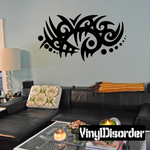 Classic Tribal Wall Decal - Vinyl Decal - Car Decal - DC 070