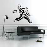 Papers Wall Decal - Vinyl Decal - Car Decal - Business Decal - MC10