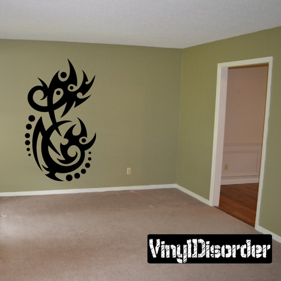 Classic Tribal Wall Decal - Vinyl Decal - Car Decal - DC 019