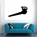 Leaf Blower Decal