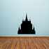 Church Building Decal