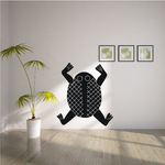 African Art Frog Decal