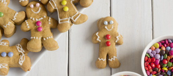 Gingerbread Men Decals