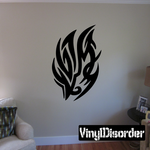Classic Tribal Wall Decal - Vinyl Decal - Car Decal - DC 074