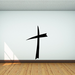 Swipe Cross Decal