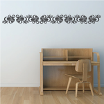 Paisley Wall Decal - Vinyl Decal - Car Decal - Vd008
