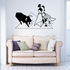 Bullfighter Taunting Bull Decal