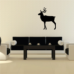 Majestic Reindeer Decal