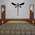 Beaded Dragonfly Decal