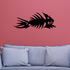 Fish Wall Decal - Vinyl Decal - Car Decal - DC764