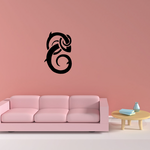 Fish Wall Decal - Vinyl Decal - Car Decal - DC765