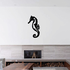 Tooting Mouth Seahorse Decal