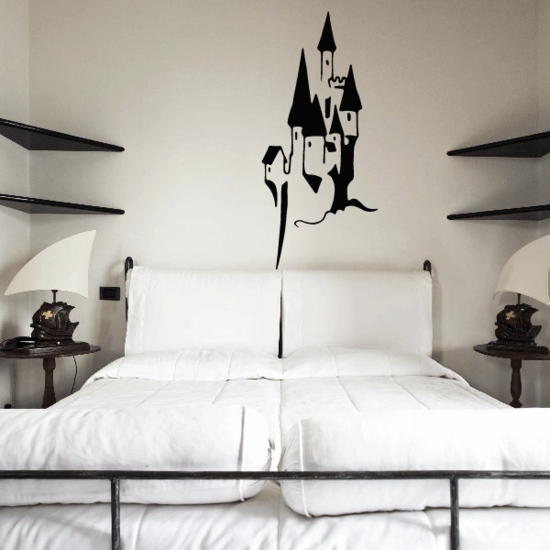 Magical Castle Decal