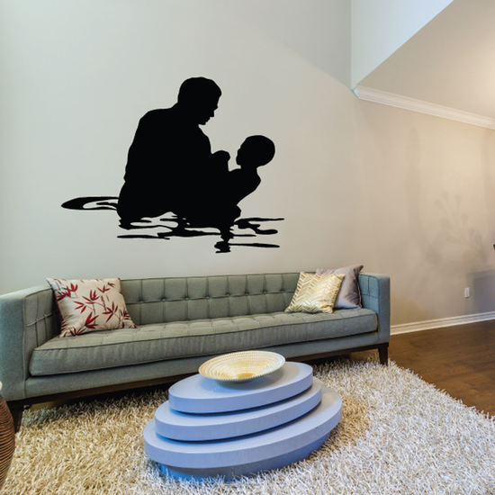Baptism Decal