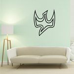 Dove outline Decal