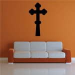 Cross of Lazarus Decal