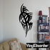 Classic Tribal Wall Decal - Vinyl Decal - Car Decal - DC 073
