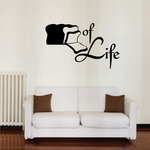 Slice of Life Decal