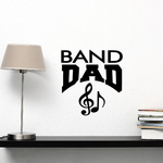 Band Dad Decal