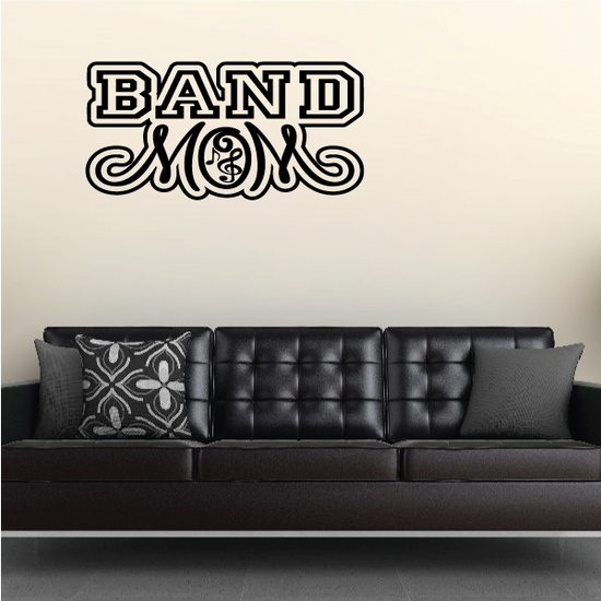 Band Mom Decal