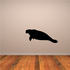 Relaxing Manatee Decal