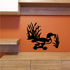 Duck Loon Wall Decal - Vinyl Decal - Car Decal - NS001