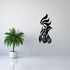 Tribal Rooster Head Decal