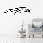 Speedy Eagle Head Decal