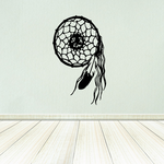 Traditional Dream Catcher Decal