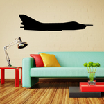 MiG-21 Figher Jet Decal