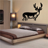 Looking Stag Decal